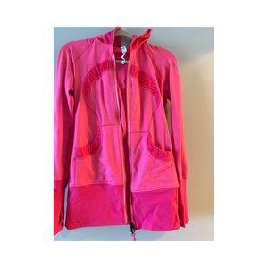 Lululemon pink hoodie